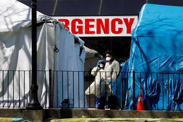 COVID-19: 134nouveaux décès dans l'État de NewYork
