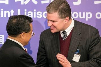 Un futur haut diplomate américain pour l'Asie promet de resserrer les liens avec Taïwan)
