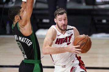 Goran Dragic s'entend avec le Heat de Miami)