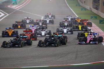 Formule 1 Le Grand Prix de Bahreïn accueillera des spectateurs)