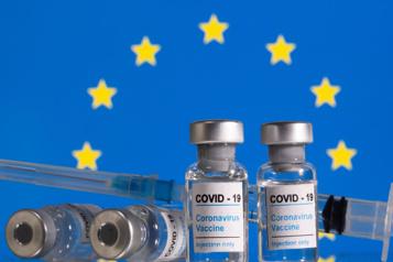 Contrôles de l'UE L'Italie bloque l'exportation de vaccins vers l'Australie)