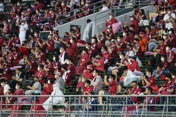 Japon: les spectateurs sont de retour dans les stades de baseball)