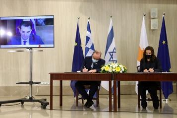 Électricité Accord énergétique entre Chypre, la Grèce et Israël)