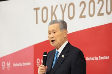 Propos sexistes Le patron des Jeux de Tokyo démissionne)