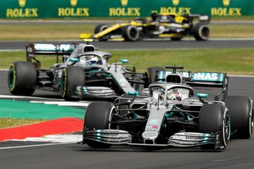 F1: nouvelle baisse du plafond des dépenses et système de handicap)