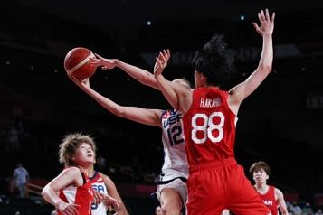 Basketball féminin Les Américaines passent en quarts de finale)