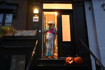 Une Halloween 2020pas comme les autres)