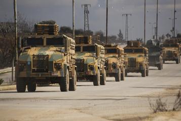 Syrie: Erdogan exclut tout recul de la Turquie à Idlib