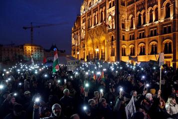 Hongrie le combat pour préserver la démocratie