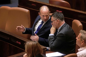 Israël Les partis ultra-orthodoxes mis hors-jeu par la nouvelle coalition)