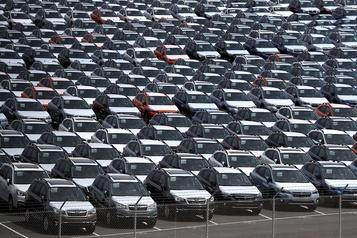 Hausse de 10,7% des ventes des fabricants en mai au Canada)