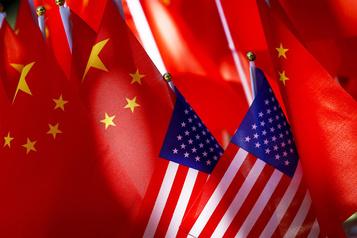 La Chine représente la «plus grande menace pour la démocratie»)