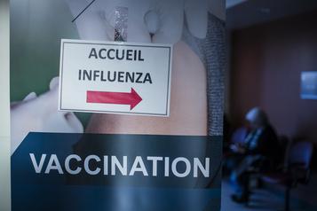 Québec ne veut pas prendre le virus de la grippe à la légère)