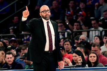 Les Knicks ont congédié leur entraîneur David Fizdale