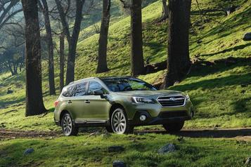 L'automobile enquestions - Attendre une Outback hybride ?