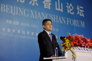 Guerre commerciale: Pékin rappelle son hostilité à de nouveaux droits de douane