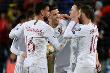 Le Portugal, champion en titre, qualifié pour l'Euro 2020