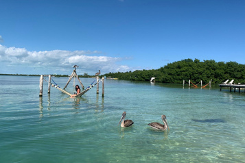 Le Belize d'un Montréalais, entre jungle et mer)