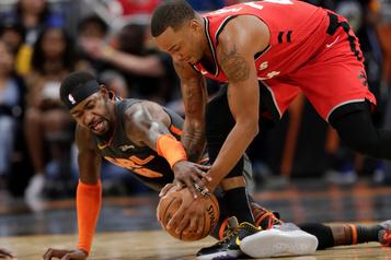 Les Raptors ont le dessus sur le Magic d'Orlando
