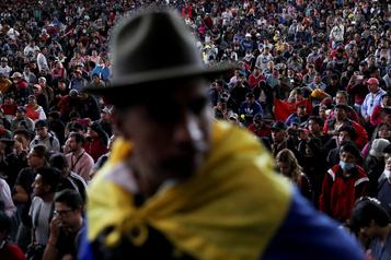 Équateur: l'«écœurantite aiguë» des peuples autochtones