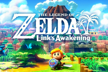 The Legend of Zelda: Link's Awakening: Nouvelle dimension et vieilles pantoufles* * * *