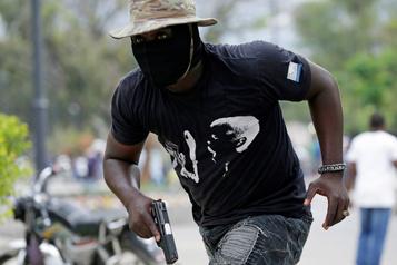 «Les bandits contrôlent le territoire»: recrudescence de la violence armée en Haïti)