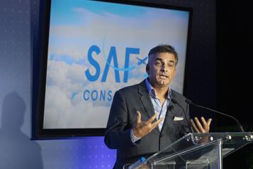 Production de carburant vert pour avions SAF+ veut investir 300millions)