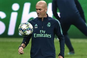Zidane «gêné» par les rumeurs sur son avenir au Real Madrid