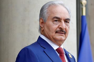 Libye: Haftar annonce un cessez-le-feu après les appels du Kremlin et d'Ankara