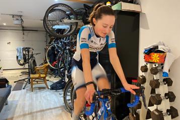 Cyclisme sur route Le feu vert attendu de Magdeleine Vallières-Mill)