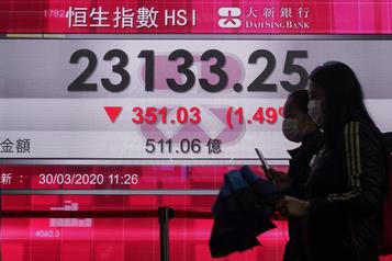 L'anxiété domine toujours les marchés, mais Wall Street opte pour l'optimisme