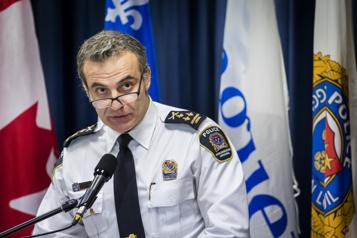 Service de police de l'agglomération deLongueuil «On change lemandat et lamission du travail policier»  )