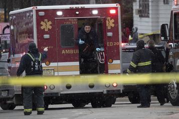 Sept morts dans une fusillade au siège social de Molson Coors à Milwaukee