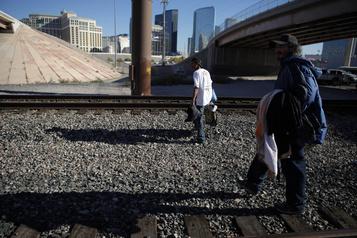 À Las Vegas, dormir sur la voie publique sera passible de prison