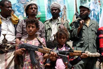 Les séparatistes du sud du Yémen d'accord pour partager le pouvoir)