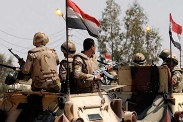Vidéo de l'armée égyptienne Amnistie réclame une enquête sur des exécutions extrajudiciaires)