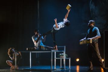 International Circus Awards Cirque Barcode et Lion Lion se démarquent