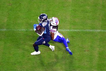NFL Les Titans battent les Bills, comme si de rien n'était…)