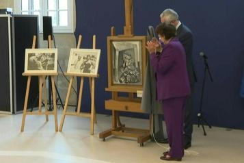 La famille de Pablo Picasso cède neuf oeuvres à la France)