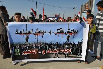 Trois condamnés pour «terrorisme» exécutés en Irak)