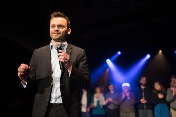 Course à la chefferie du PQ: Paul St-Pierre Plamondon lance officiellement sa campagne