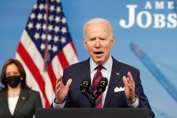 Projet du premier budget L'administration Biden opte pour un virage social)