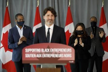Ottawa lance son programme de prêts aux entrepreneurs noirs)
