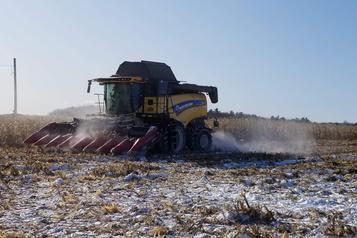 Le ministre rencontrerad'urgence lesproducteurs de grains