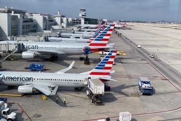 Le flou persiste sur l'avenir des compagnies aériennes américaines