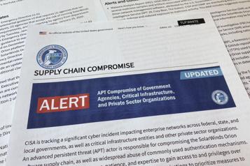 Piraterie informatique Attaques chinoises sur des entreprises de défense américaines)