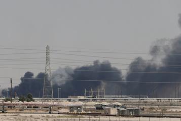 L'attaque contre l'Arabie saoudite lancée depuis le sol iranien, selon un responsable américain