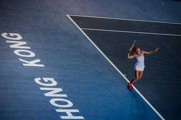 Manifestations à Hong Kong: le tournoi WTA de tennis reporté