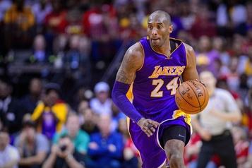 L'intronisation de Kobe Bryant au Temple de la renommée repoussée à 2021)