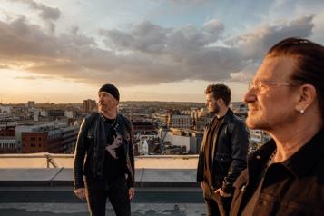 Martin Garrix, Bono et TheEdge pour la chanson thème de l'Euro2020)